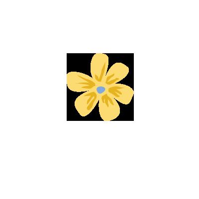 Flower 5 (+2,00 €)